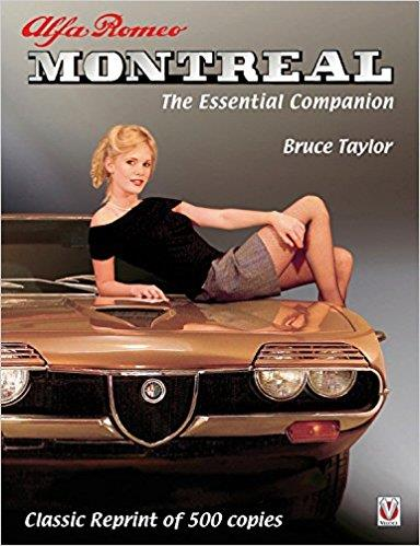 Alfa Romeo Montreal : The Essential Companion