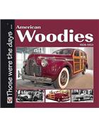 American Woodies 1928 - 1953 - Front Cover