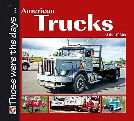 American Trucks of the 1960s - Front Cover