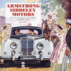Armstrong Siddeley Motors - Front Cover