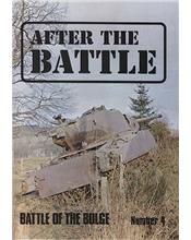 After The Battle : Battle Of The Bulge (Issue N0. 04)