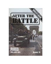 After The Battle : Paris 1940, 1944, 1976 (Issue N0. 14)