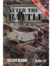 After The Battle : The Lady Be Good (Issue N0. 25)