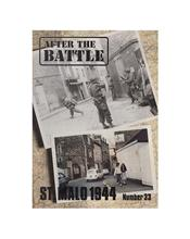 After The Battle : St Malo (Issue N0. 33)