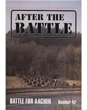 After The Battle : Battle For Aachen (Issue N0. 42)