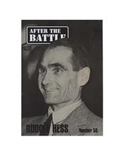 After The Battle : Rudolf Hess (Issue N0. 58)