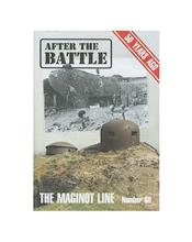 After The Battle : The Maginot Line (Issue N0. 60)