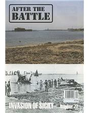 After The Battle : The Invasion Of Sicily (Issue N0. 77)