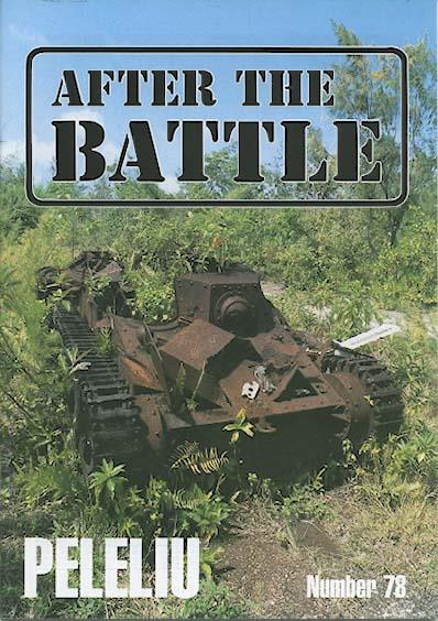 After the Battle - Peleliu