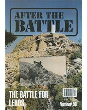 After The Battle : The Battle for Leros (Issue N0. 90)