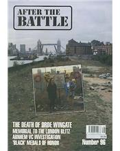 After The Battle : The Death Of Orde Wingate (Issue N0. 96)