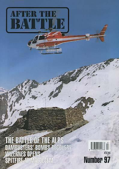 After the Battle - The Battle of the Alps