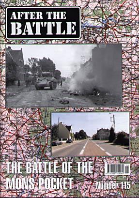 After the Battle - The Battle of the Mons Pocket