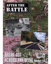 After The Battle : Break-Out Across The Seine (Issue N0. 119)