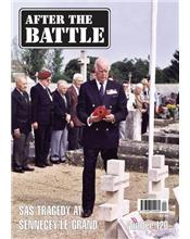 After The Battle : SAS Tragedy At Sennecey-Le-Grand (Issue N0. 120)