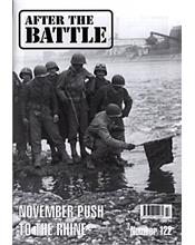 After The Battle : November Push To The Rhine (Issue N0. 122)