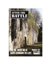 After The Battle : The Ob. West HQ At Saint-Germain-En-Laye (Issue N0. 141)