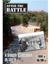 After the Battle : A Staged Surrender In Crete