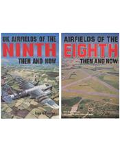 US Airfields In Britain (Two Volume Set)