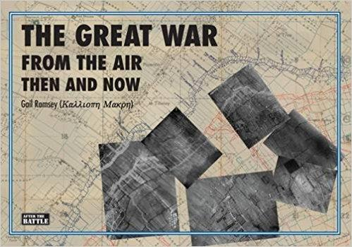 The Great War from the Air Then and Now - Front Cover