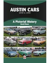 Austin Cars 1948 to 1990 : A Pictorial History