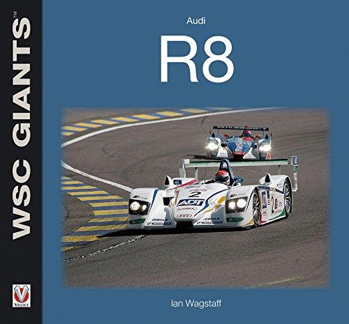 Audi R8 : WSC Giants - Front Cover