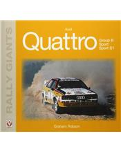 Audi Quattro (Rally Giants Series)