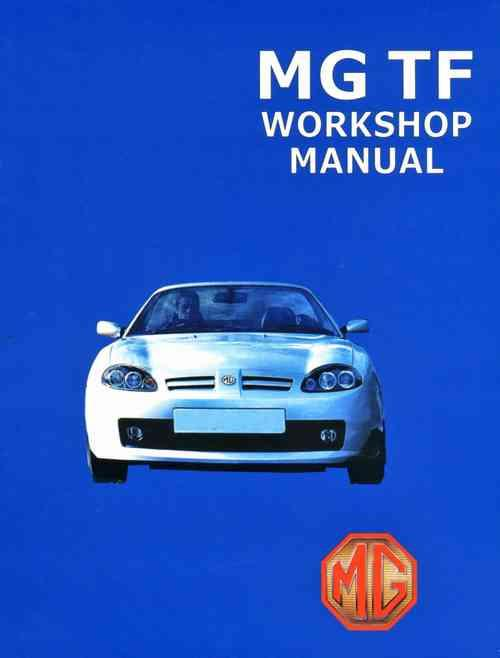 MG TF 2002-on K Series Owners Workshop Manual
