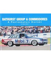 Bathurst Group A Commodores: A Photographic History