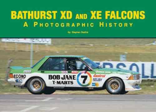 Bathurst XD & XE Ford Falcons : A Photographic History - Front Cover