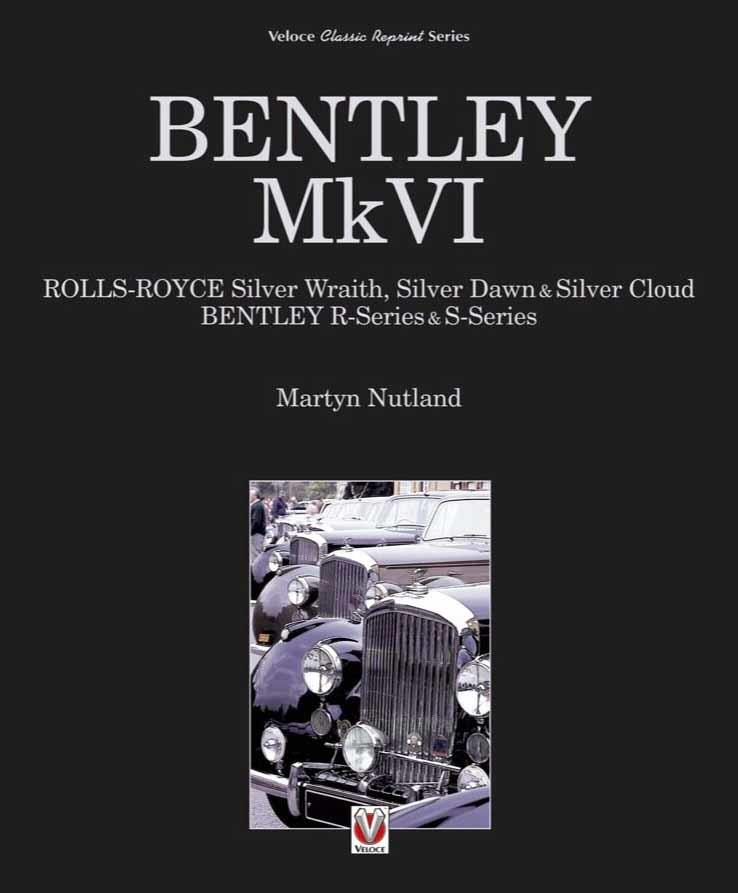 Bentley MkVI - Front Cover