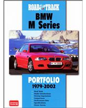 Road & Track BMW M Series 1979 - 2002 Portfolio