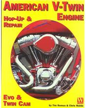 American V Twin Engine - Hop-Up and Repair