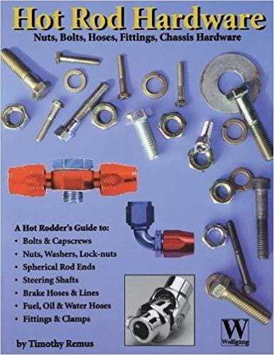 Hot Rod Hardware - Front Cover