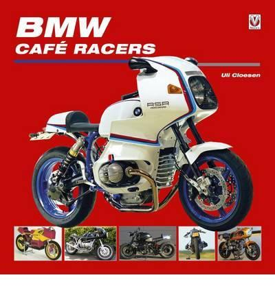 BMW Cafe Racers - Front Cover