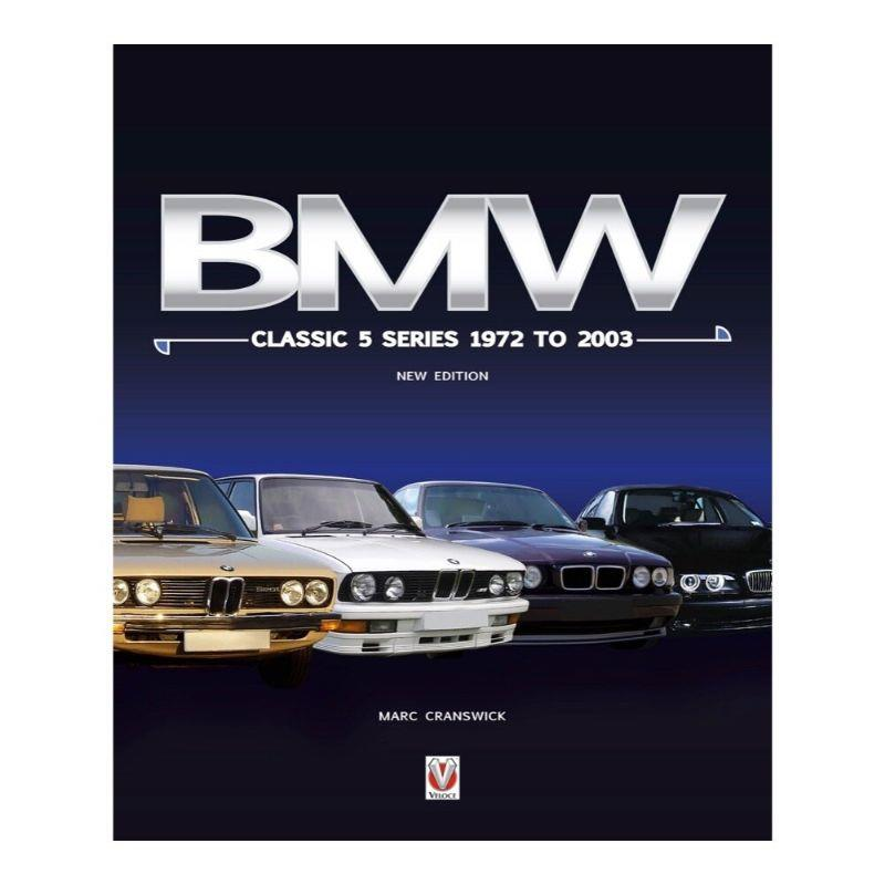 BMW Classic 5 Series 1972 - 2003 - Front Cover