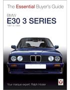 BMW E30 3 Series 1981 - 1994 : The Essential Buyers Guide - Front Cover