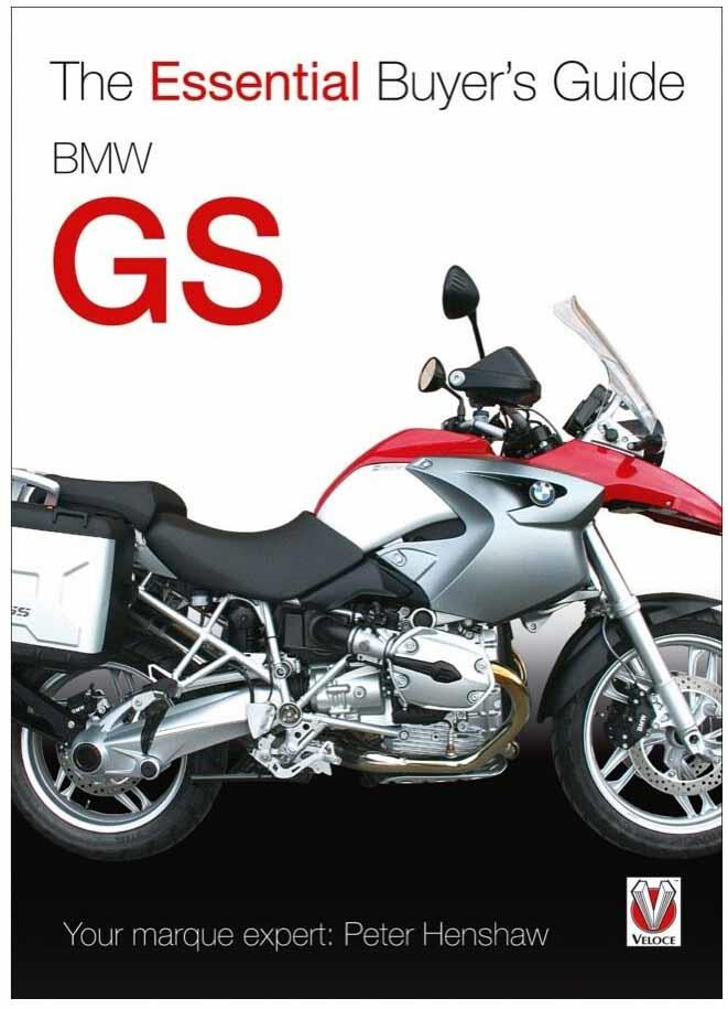 BMW GS 1980 - 2007 : The Essential Buyers Guide - Front Cover