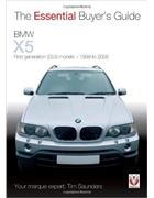 BMW X5 (E53) 1999 - 2006 : The Essential Buyers Guide - Front Cover