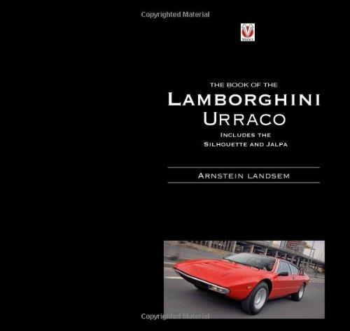 The Book of the Lamborghini: Urraco
