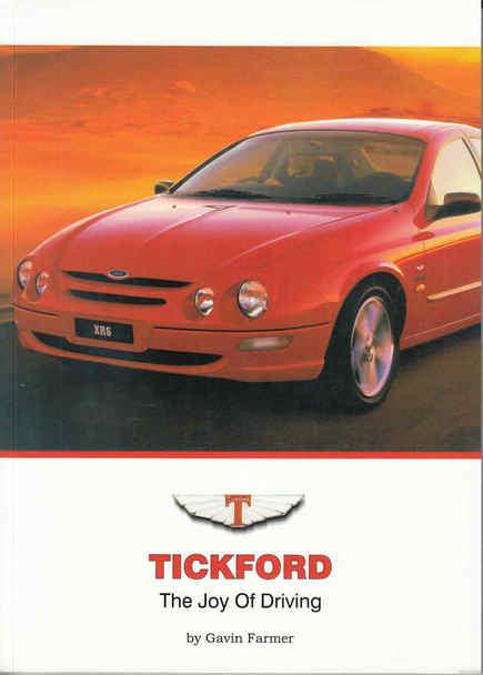 Tickford : The Joy of Driving