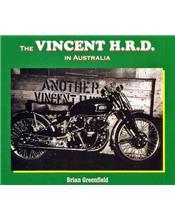 The Vincent HRD in Australia