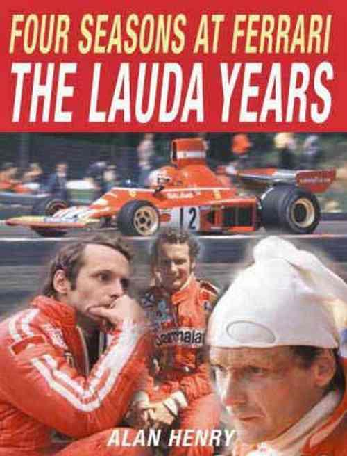 Four Seasons At Ferrari - Front Cover
