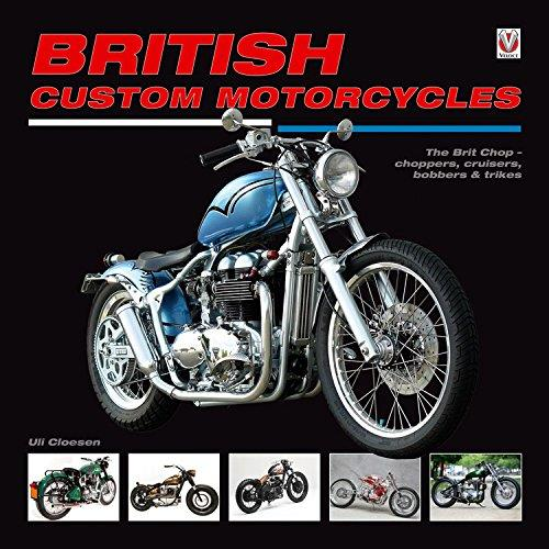 British Custom Motorcycles - Front Cover