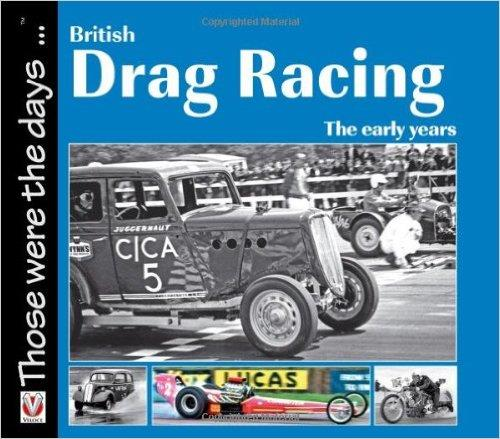 British Drag Racing : The Early Years - Front Cover