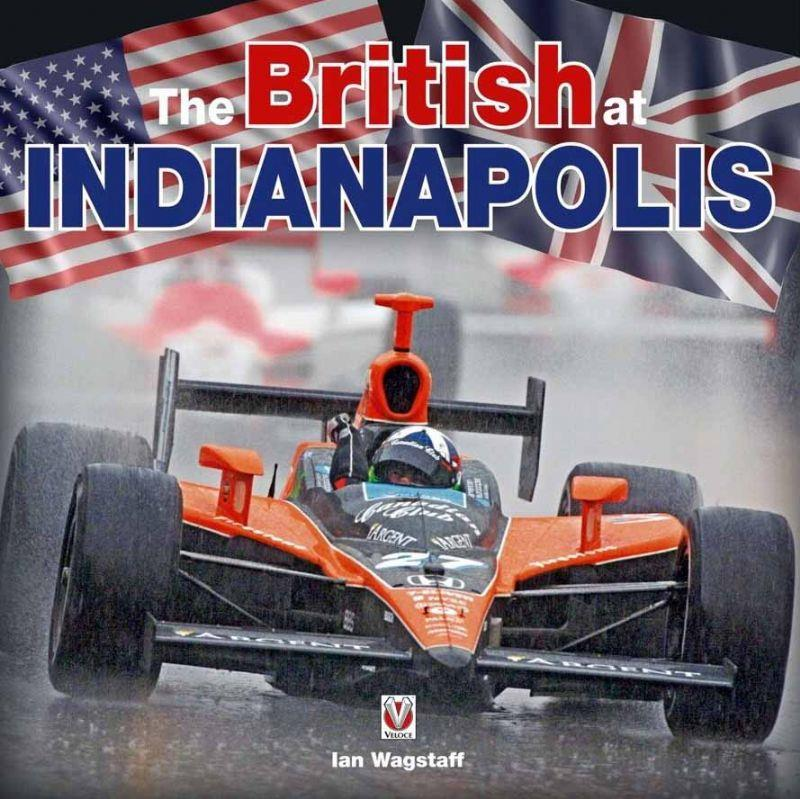 The British at Indianapolis - Front Cover