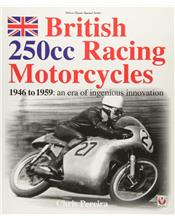 British 250cc racing Motorcycles 1946 - 1959