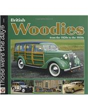 British Woodies : From the 1920's to the 1950's