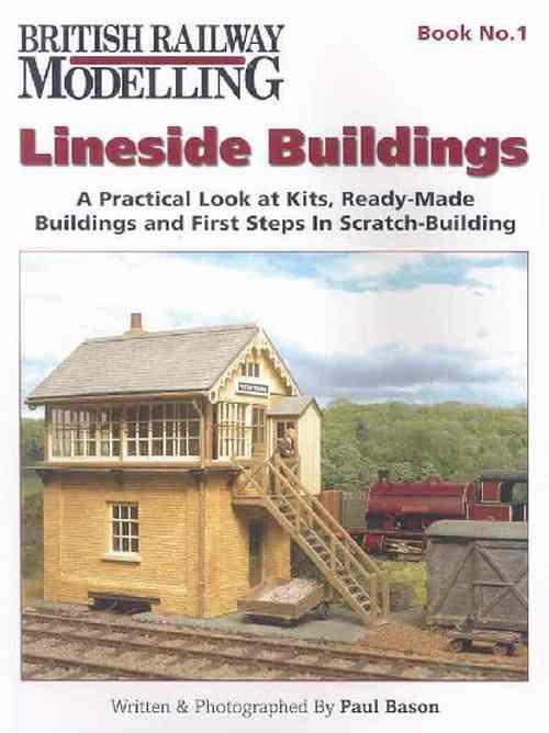 Lineside Buildings (Book Number 1) - Front Cover
