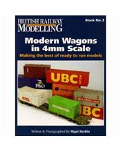 British Railway Modelling Book Number 3 : Modern Wagons In 4mm Scale